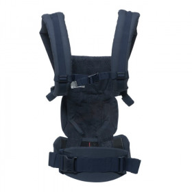 Marsupiu ergonomic, portbebe ,Ergobaby Omni 360, Navy Mini Dots
