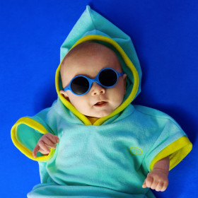 Ochelari de soare Ki ET LA ,0-12 luni - Blue