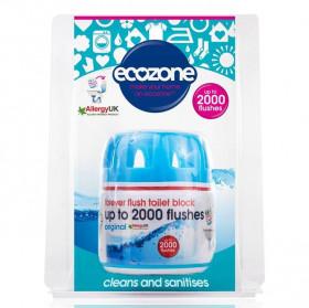 Odorizant non-toxic bazin toaleta, Ecozone, 2000 de utilizari, 1 buc