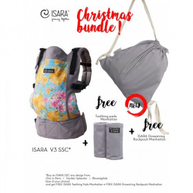 Pachet special: ISARA CHRISTMAS BUNDLE GARDEN SPLENDOR TODDLER
