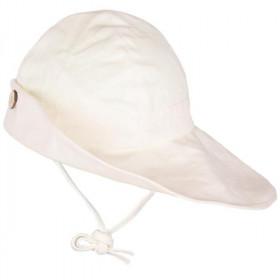 Pălărie ajustabilă ManyMonths Original cânepă si bumbac - Natural
