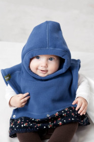 Pieptar pentru mama si bebe, Lennylamb, Albastru