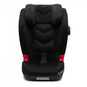 Scaun auto înălțător Axkid Bigkid 2 Premium - ISOFIX, 15-36kg Negru