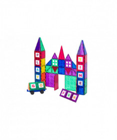 Set Playmags - 100 piese magnetice de construcție