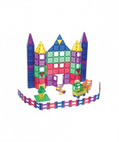 Set Playmags - 150 piese magnetice de construcție