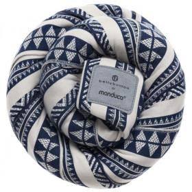 Wrap elastic Manduca, BohoBlue