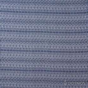 Wrap tesut, portbebe , Didymos Prima Dark Blue-White, size 7 (5,2 m)