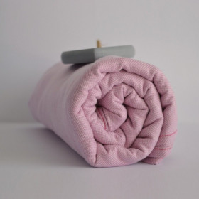 Wrap tesut Pure Baby Love, Pink