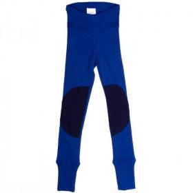 Colanti ManyMonths Patches lână merinos - Jewel Blue