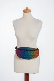 Borseta Lennylamb - Big Love Rainbow Dark , Size: Mini