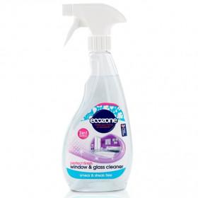 Solutie curatat geamuri si sticla, Ecozone, 500 ml