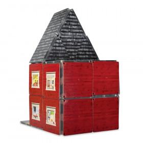 ABC Schoolhouse, Magna-Tiles Structures