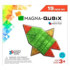 Magna-Qubix set magnetic 19 piese
