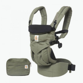 Marsupiu Ergobaby Omni 360 All in One Khaki Green