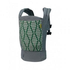 Marsupiu ergonomic Boba 4G Carrier - Verde Organic