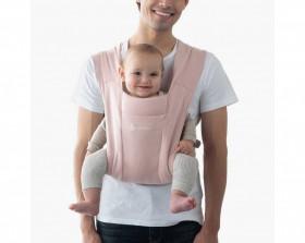 Marsupiu Ergonomic, Ergobaby Embrace Blush Pink