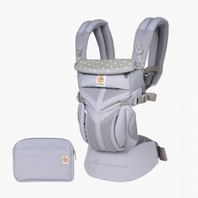 Marsupiu ergonomic,Ergobaby Omni 360 Cool Air Mesh Dewy Taupe