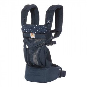 Marsupiu ergonomic, Ergobaby Omni 360 Cool Air Mesh, Star Struck