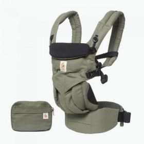 Marsupiu ergonomic, Ergobaby Omni 360, Khaki Green