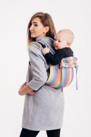 Marsupiu ergonomic,Lenny Lamb Onbuhimo Toddler, Luna