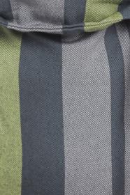 Marsupiu Ergonomic, Lennylamb Onbuhimo Standard Size, Smoky Lime