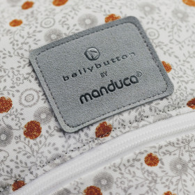 Marsupiu Ergonomic, Manduca First - SoftBlossom Light