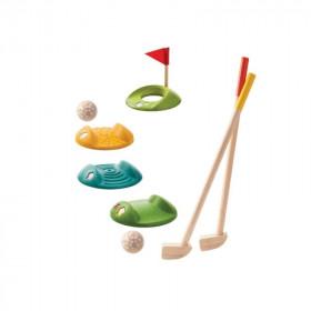 Mini Golf Full Set, Plantoys