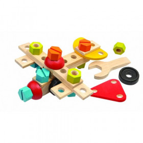 Primul meu set de inginer, Plantoys