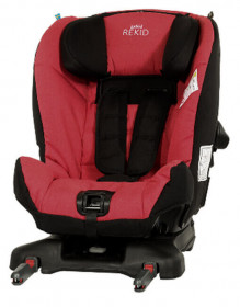 Scaun Auto Rear Facing Axkid Rekid 9-25 kg Rosu