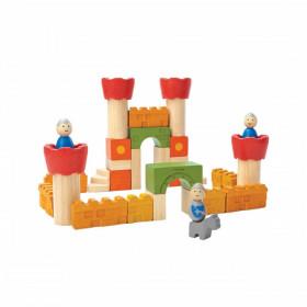 Set de construcție - Castel, Plan Toys