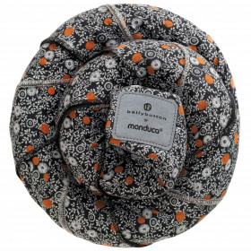 Wrap elastic Manduca, SoftBlossom Dark