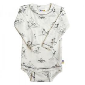 Body Joha lână merinos si mătase - Penguins