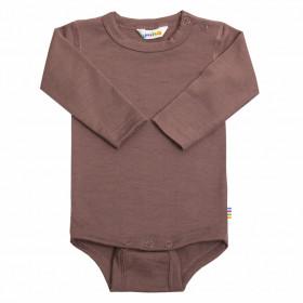 Body Joha lână merinos - Baby Single Wool Deep Purple
