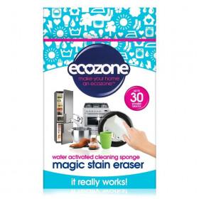 Burete Magic Stain universal pt curatarea suprafetelor, doar cu apa, Ecozone, 2 buc