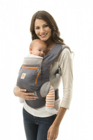 Ergobaby SSC Performance,Stone Grey