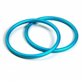 Inele pentru sling Blue - 87mm, Turquoise (2 buc)