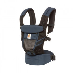 Marsupiu ergonomic, Ergobaby Adapt Cool Air Mesh, Raven