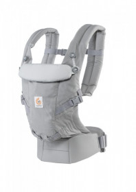 Marsupiu ergonomic,Ergobaby Adapt, Grey
