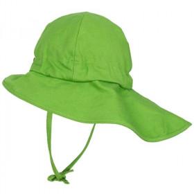 Palarie ManyMonths Light cânepă si bumbac organic - Gooseberry Green