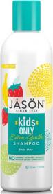Sampon banane si capsuni fara lacrimi, pt copii, Jason, 517 g