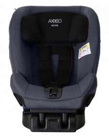 Scaun Auto Rear Facing Axkid Move 9-25 kg Gri