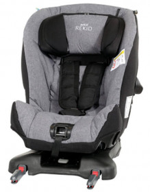 Scaun Auto Rear Facing Axkid Rekid 9-25 kg Gri