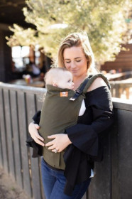 Tula Toddler Carrier - OLIVE