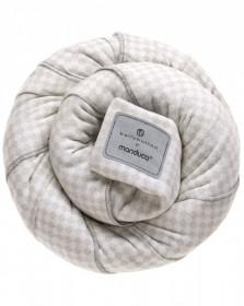 Wrap elastic Manduca,portbebe,  BellyButton SoftCheck Sand
