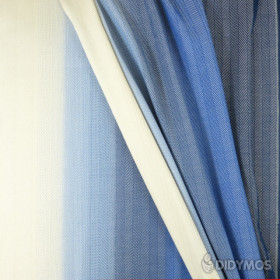 Wrap tesut, portbebe , DIDYMOS - Lisca Arctic Blue size 3 (3,2 m) (bumbac+lana organica)
