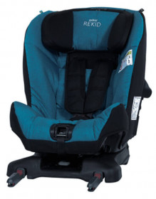 Axkid Rekid, 9-25 kg, Isofix/Centura, Albastru petrol - Scaun Auto Rear Facing