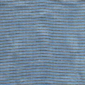 Body Cosilana din lână merinos, mătase și bumbac - Dungi Albastre