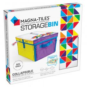 Cutie de depozitare si covor de joaca Magna Tiles