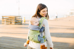 Ergobaby Carrier 4 pozitii 360 - GREEN