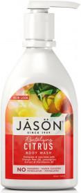 Gel de dus satinat, cu citrice, 887ml, Jason